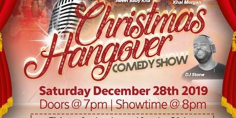The Christmas Hangover tickets