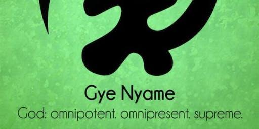 Copy of Gye Nyame: A Black Friday Popup