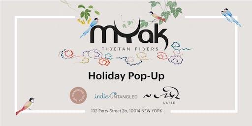 mYak Holiday Market