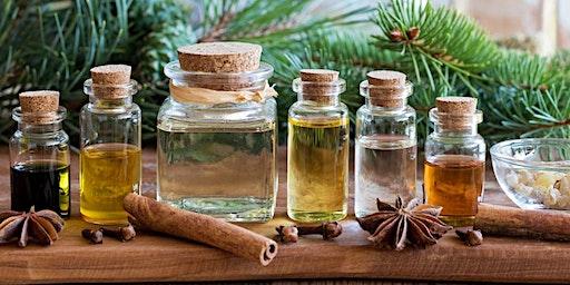 Organic Essential Oil DIY Workshop w/Pranarom Essential Oils