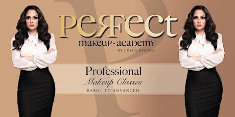 PROFESSIONAL MAKEUP CLASSES- BASIC TO ADVANCED- BAYAMON 9-12 tickets