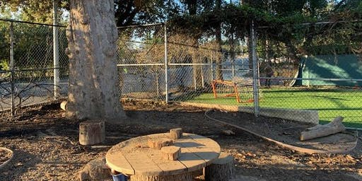 """Garden Workshop: """"Creating Berms & Swales in the Nature Playground"""""""