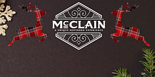Decorate Cookies With Santa at McClain