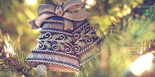 Christmas potluck & sugar - free demo