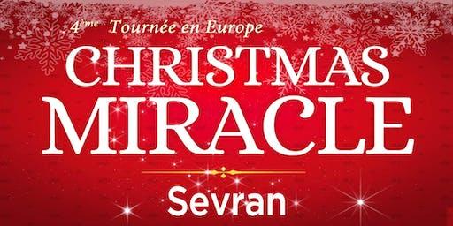 Christmas miracle - Sevran