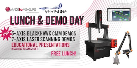Made to Measure Lunch & Demo Day! tickets