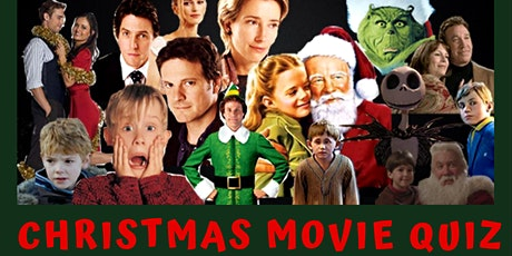 Christmas Movie Quiz tickets
