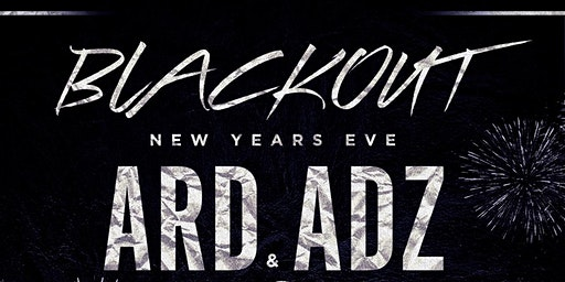 BLACKOUT NEW YEARS EVE 2019