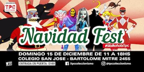 Navidad Fest entradas