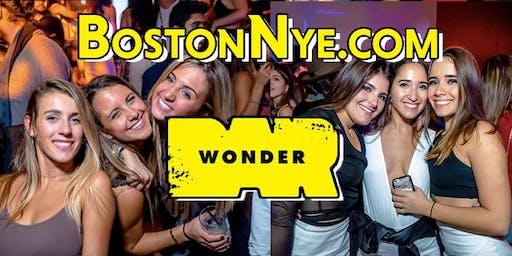 Wonderbar New Years Eve 2020 - Allston