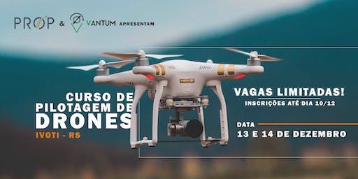 Curso de Pilotagem de Drones - Ivoti RS