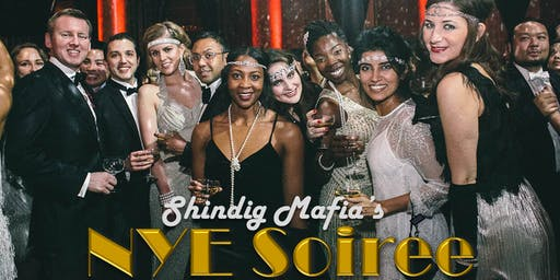 Shindig Mafia's New Year's Eve Soirée 2019