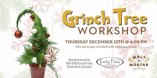 Grinch Tree Workshop