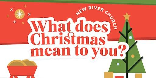 Christmas At New River