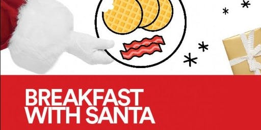 FREE Breakfast with Santa at Arundel Mills! Sponsored by Nando's PERI-PERI