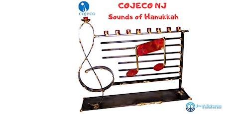COJECO NJ: Sounds of Hanukkah tickets