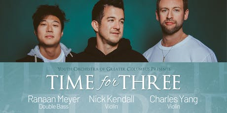 Time For Three & YOGC Concert tickets