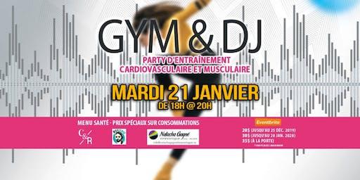 GYM et DJ