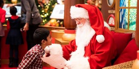 The Stoneleigh Breakfast with Santa tickets