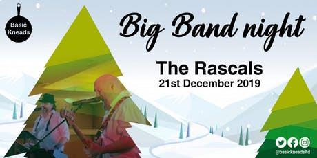 Big Band night with The Rascals tickets