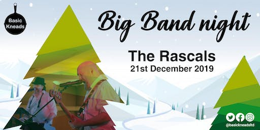 Big Band night with The Rascals