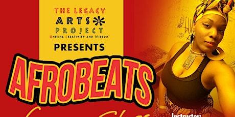 Afrobeats: Fitness Class tickets