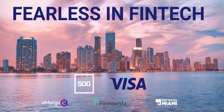 Fearless in FinTech tickets