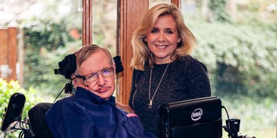Unlocking the Universe with Lucy Hawking
