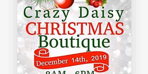 Annual Crazy Daisy Christmas Boutique