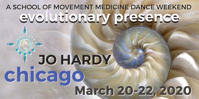Evolutionary Presence, a Movement Medicine Dance Weekend with Jo Hardy