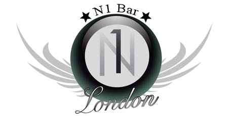 The Number1 London Saturday Party   Weekly 6pm-6am (Free Entry Tickets)  tickets