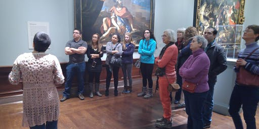 Middle Ages to the Enlightenment Class/Tour at CAM
