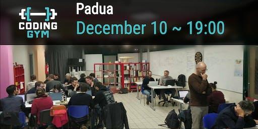 Coding Gym di Natale 2019 - Programmers in Padua