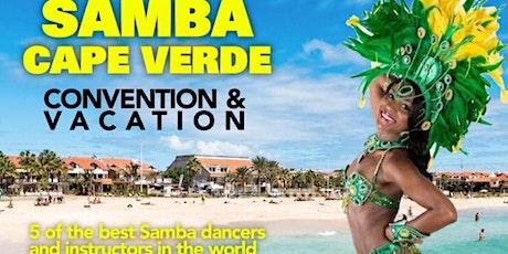 Samba Cape Verde Convention and Vacation 2020 bilhetes