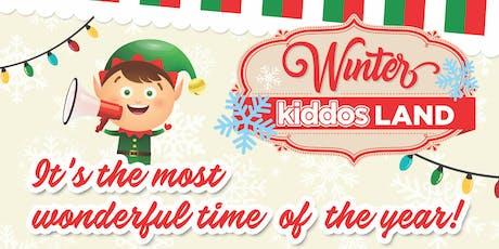 Winter Kiddos Land tickets