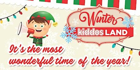 Winter Kiddos Land biglietti