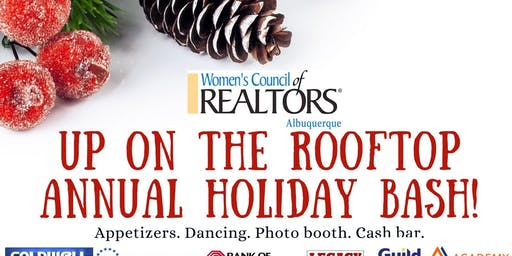 Up on The Rooftop Holiday Bash!