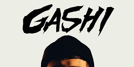 Gashi: The New Album Tour tickets