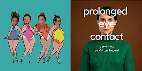 Chardonnay & Kristen Studard: Prolonged Eye Contact, Hosted by Matt Curry tickets
