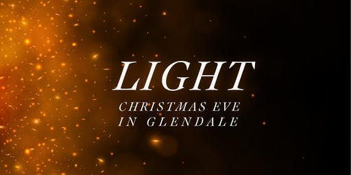 Christmas Eve In Glendale