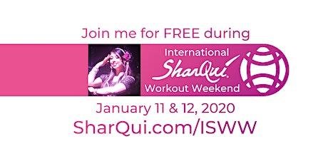 International SharQui Workout Weekend with Eva tickets