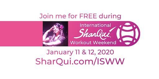International SharQui Workout Weekend with Eva