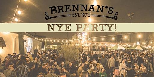 Brennan's NYE Party!