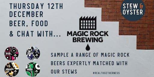 Magic Rock Beer and Stew Flight Night, Oakwood
