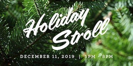 BDC Holiday Stroll tickets