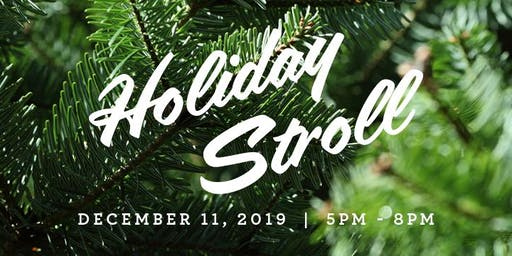 BDC Holiday Stroll