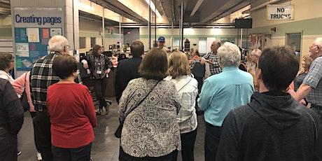 Buffalo News Building and Press Tour - Subscriber EXTRA! tickets