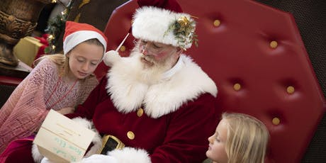 Breakfast with Santa at Denver Union Station tickets