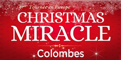 Christmas miracle - Colombes billets