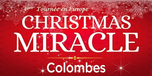 Christmas miracle - Colombes